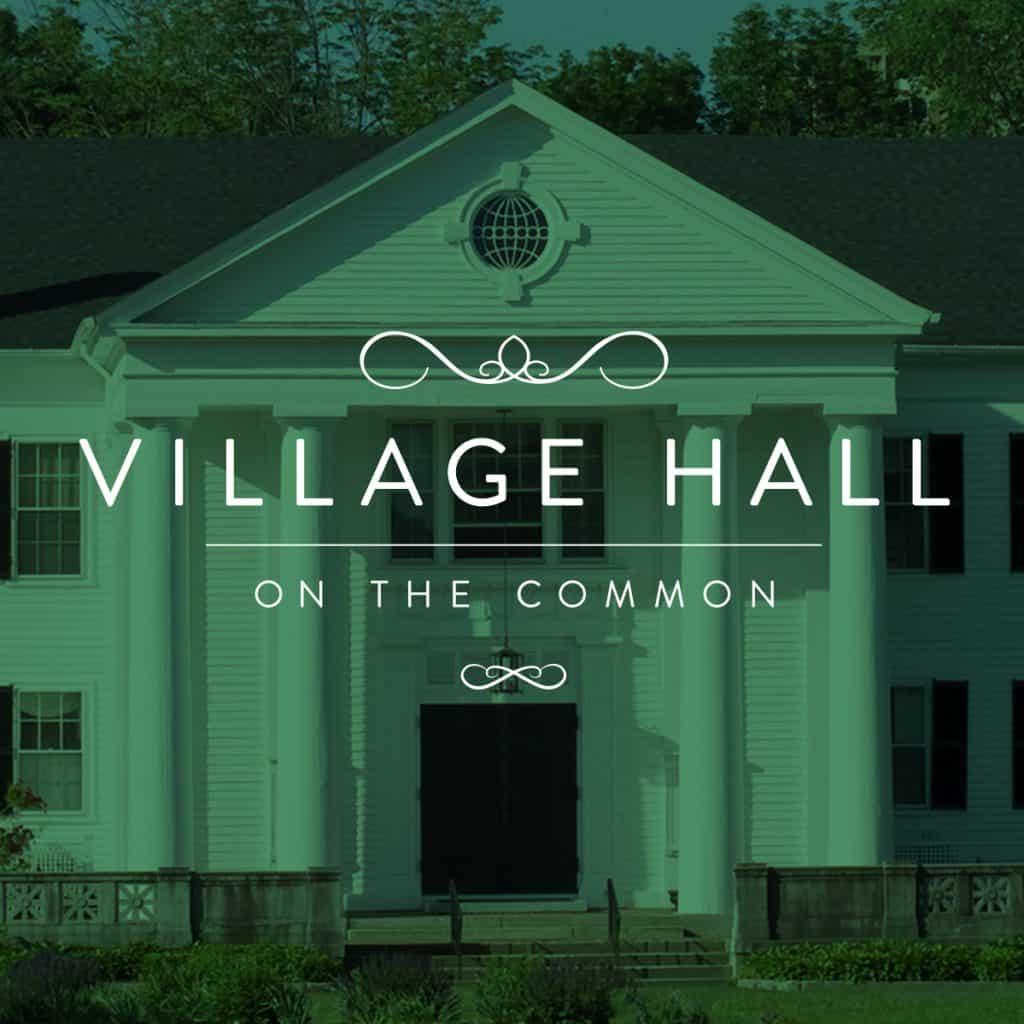 Village Hall Branding